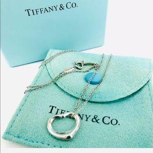 TIFFANY&Co. Elsa Peretti Necklace SV925